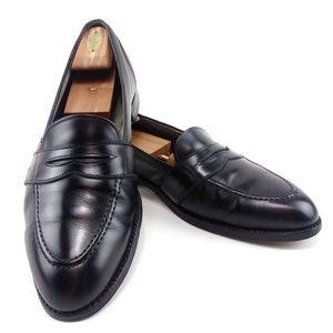 🔴 Alden 681 Aberdeen Last Full Strap Loafers